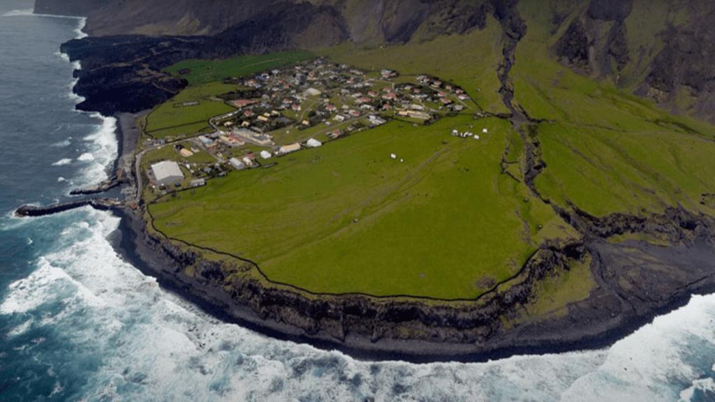 Далёкий остров Тристан да Кунья. Серия рассказов для детей