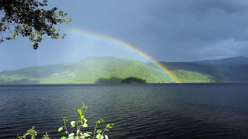 Где живёт радуга