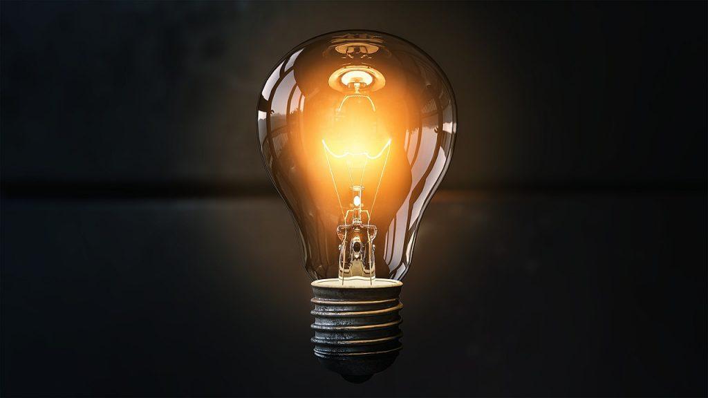 Глупая лампочка