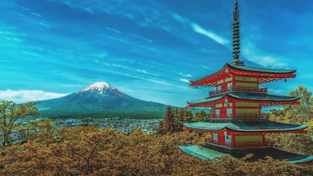 Япония - там, где солнце встаёт первым. Серия рассказов для детей