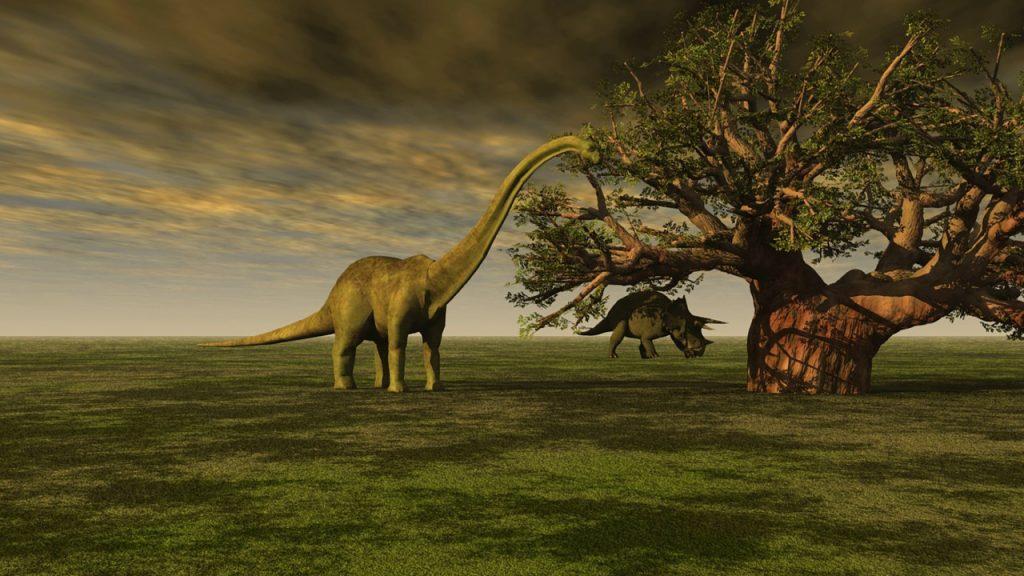 Как динозаврик Клео искал родителей