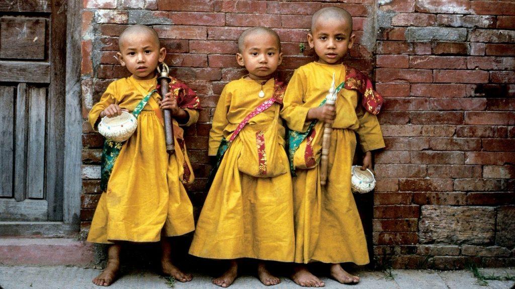 Таинственный Непал. Серия рассказов для детей