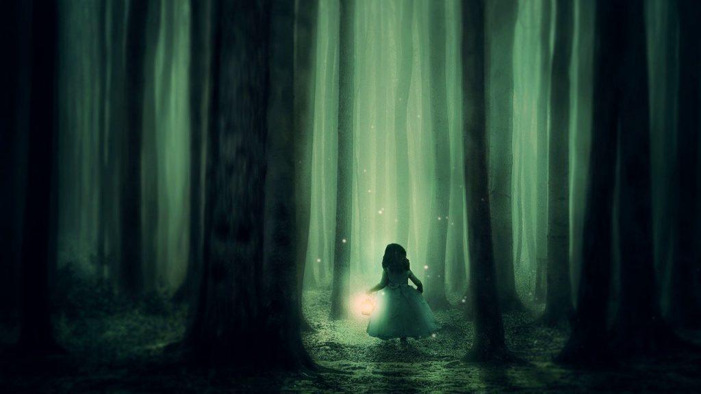 Зачарованный лес. Часть 1