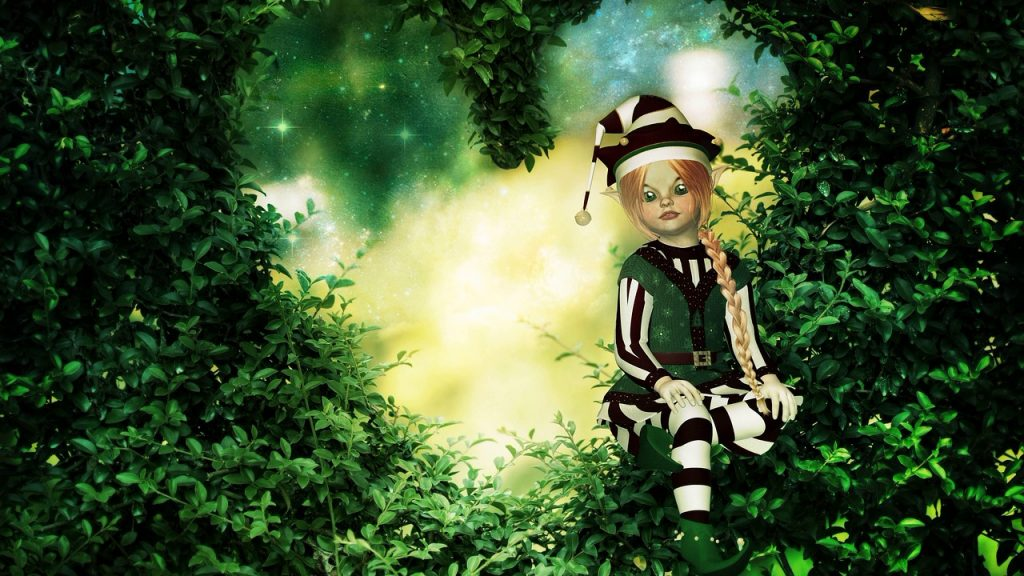 Зачарованный лес. Музыкальная шкатулка. Часть 5