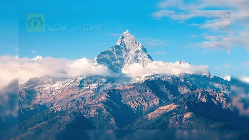 Сказка про горы исполняющие желания