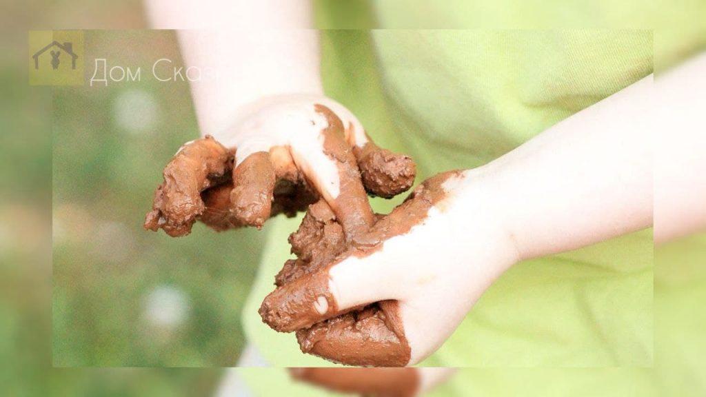 Сказка про грязнулю